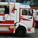 Городская пожарная автоцистерна АЦ-2,0-40 (КАМАЗ-4308)