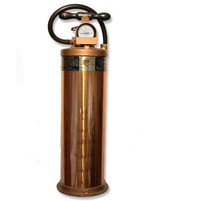 Огнетушитель Pyrene умкостью 1 галлон