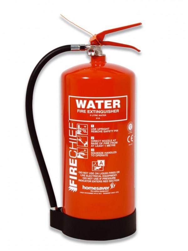 Водный огнетушитель на 9 литров