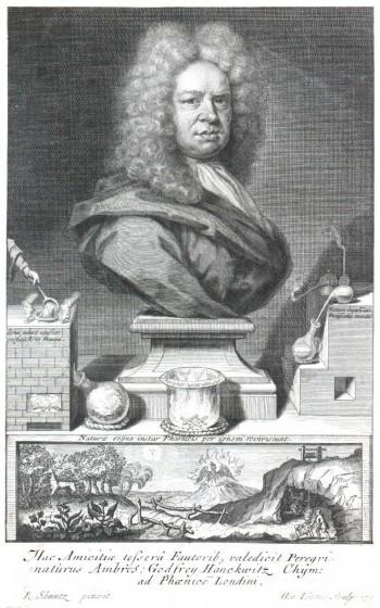 Амброуз Годфри - английский химик