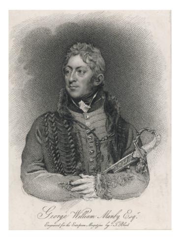 Джордж Мэнби - английский изобретатель