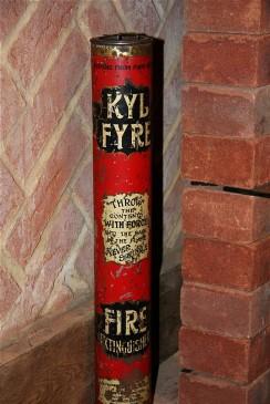 """Ручной порошковый огнетушитель """"Kyl Fire"""", Англия"""