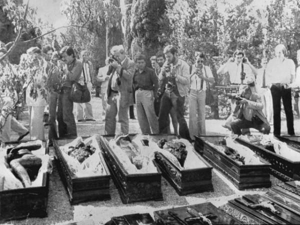 Погибшие при взрыве и пожаре в кемпинге Лос-Альфакес