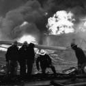 Взрыв и пожар на химическом заводе во Фликсборо, 1 июня 1974 года
