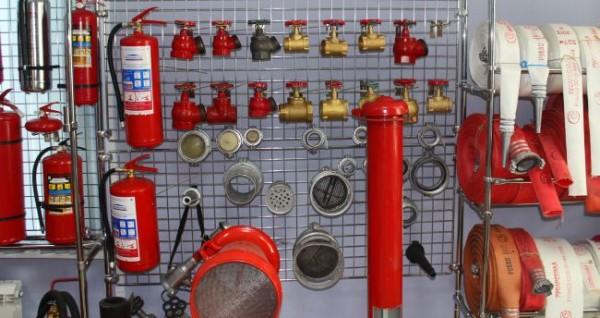 пожарное оборудование разное