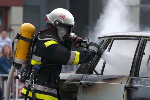 Пожарный шлем будущего C-Thru Smoke Diving Helmet