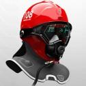 Пожарный шлем будущего - видеть сквозь дым и слышать пострадавших