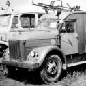 Автонасос ПМГ-12 с кабиной для пожарных