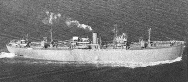 Сухогруз SS Fort Stikine