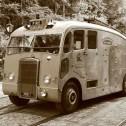 Leyland Titan. Британская автоцистерна на автобусном шасси