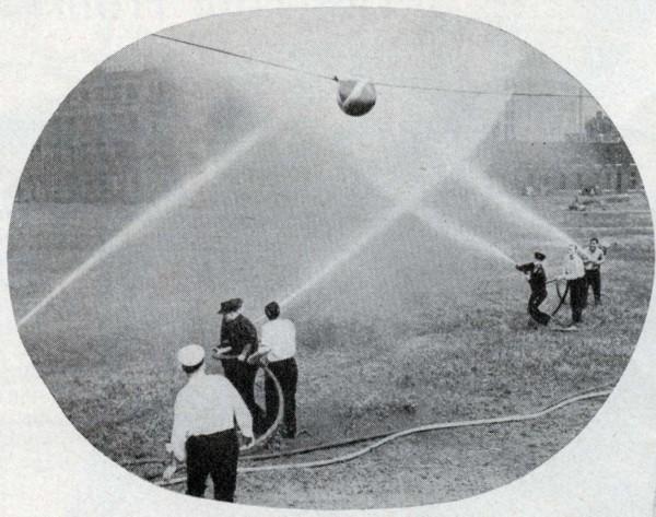 Игры чикагских пожарных