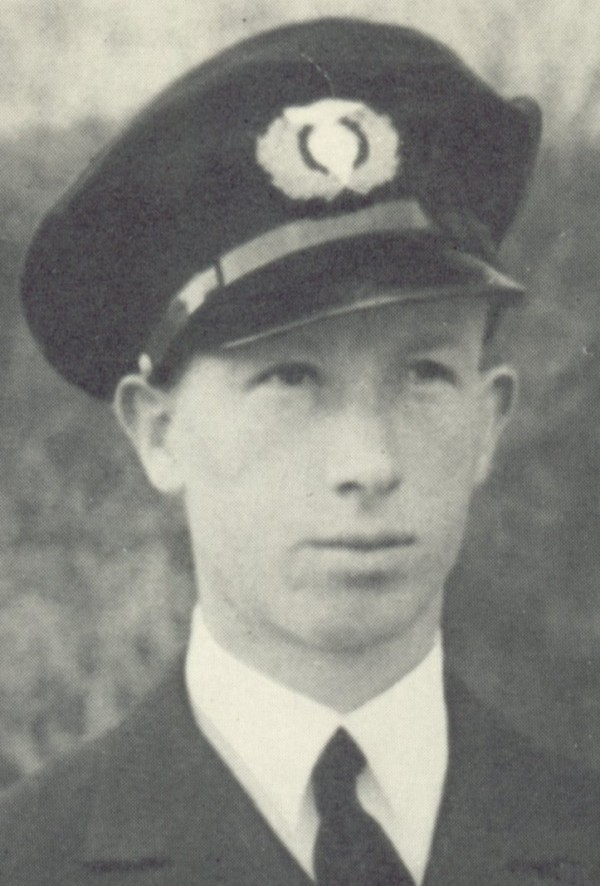 Эрих Шпель, член экипажа LZ-129