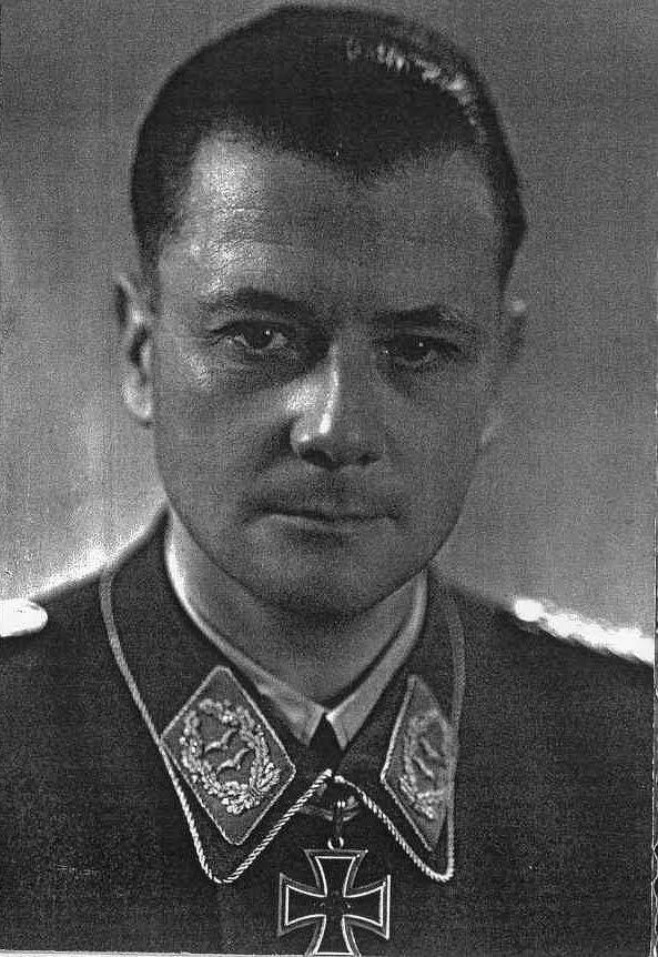 Лейтенант Клаус Хинкельбайн