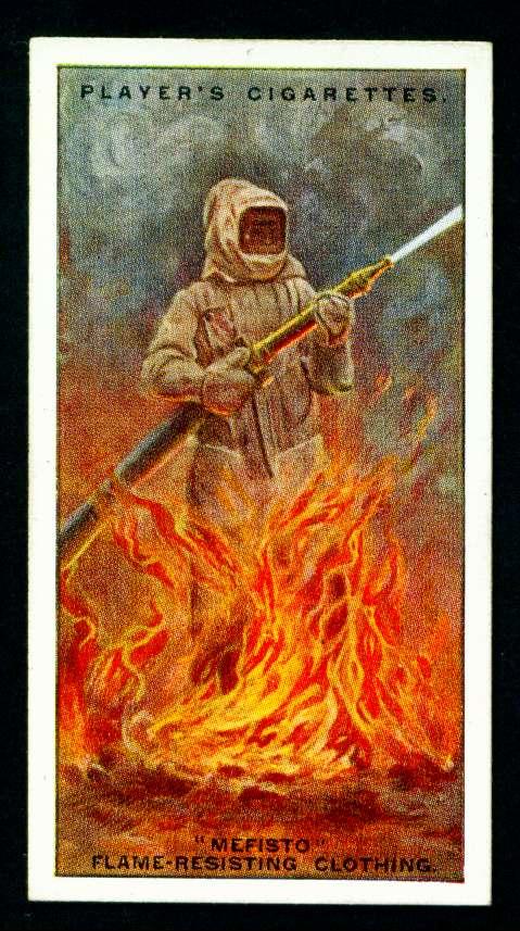 Огнезащитный костюм MEFISTO