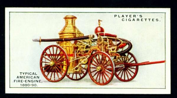 Типичный американский паровой пожарный насос 1880-90-хх годов