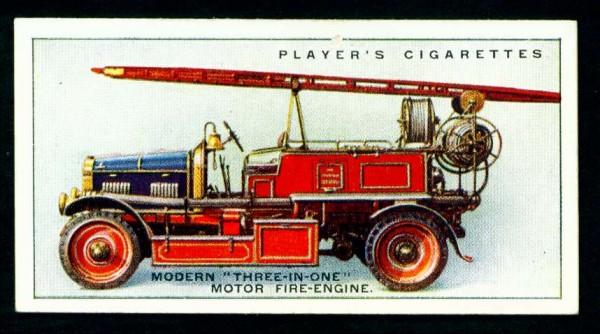"""Пожарный автомобиль """"три в одном"""""""