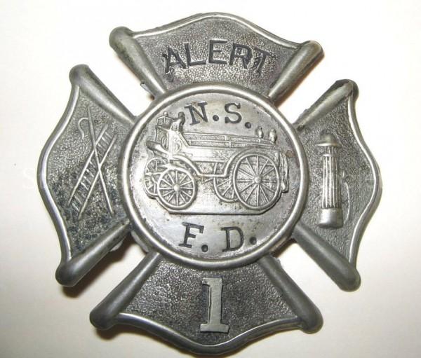 Символика пожарной части на кресте святого Флоирана