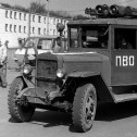 Пожарная машина ПМЗ-11