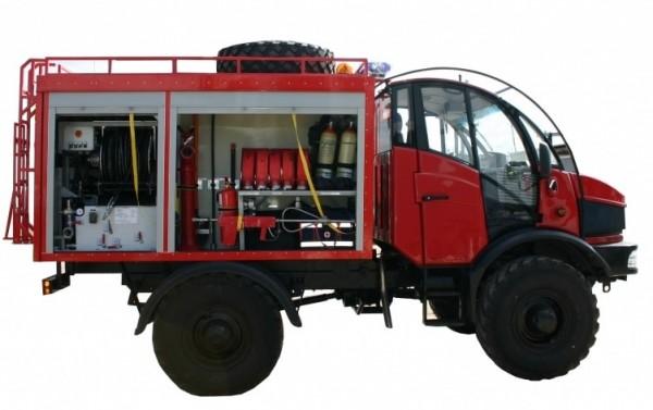 Гюрза пожарный