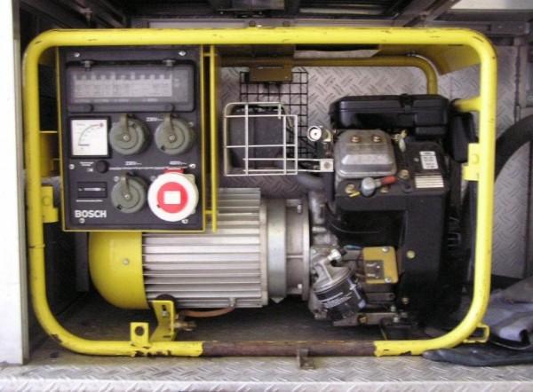 RW-2 электрогенератор