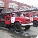 Пожарная автолестница АЛ-30-131-ПМ506Д
