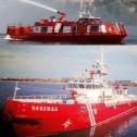 Пожарные корабли