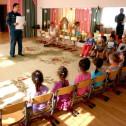 Обучение правилам пожарной безопасности детей