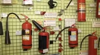 Техническое обслуживание огнетушителя