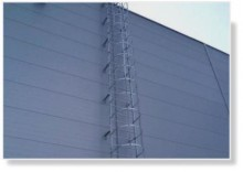 П1 - вертикальные лестницы