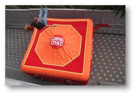 пневматическое прыжковое устройство