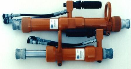 Цилиндры одноштоковый ЦС-1 и двухштоковый ЦС-2