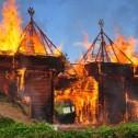 История борьбы с пожарами в России