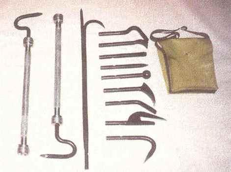 УКИ-12М инструмент