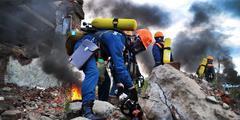 Проведение аварийно-спасательных работ и первоочередного обеспечения населения