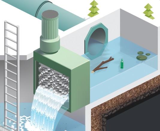 дробилка канализационная