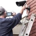 Видеонаблюдение с cигнализацией и видеодомофоном
