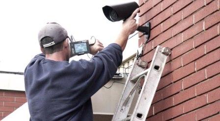 оборудование дома сигнализацией