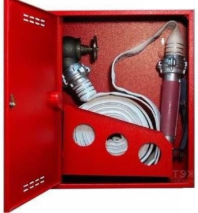 Как выглядит пожарный кран