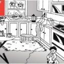 Действия при обнаружении признаков пожара в квартире