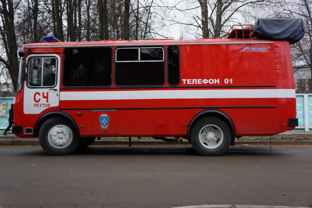 Пожарный автомобиль дымоудаления АД 90/22(3205)
