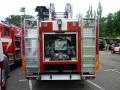 Пожарная автоцистерна с лестницей АЦЛ-6,0-50/4-18 (4320), шасси Урал-4320, ООО