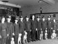 Далматинцы на службе в пожарном департаменте Бостона, США