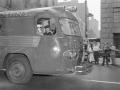 Пожарный автомобиль. Нью-Йорк, США. 1950-е