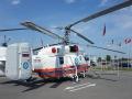 Пожарно-спасательный вертолет Ка-32А11ВС
