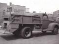 Военный аэродромный пожарный автомобиль. Class 135. Ford-Darley 4x2, 1943 год
