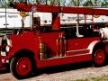 Пожарный автомобиль Tidaholm Fire Engine, 1929 год