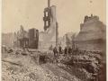 Великий пожар Бостона. 1872 год, США. Милк и Конгресс Стрит
