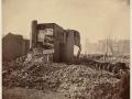 Великий пожар Бостона. 1872 год, США. Банк Серверной Америки