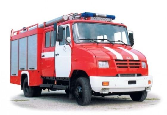 Автоцистерна пожарная легкого класса АЦ-0,8-40/2 (530104), мод. 002ММ