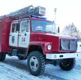 Автоцистерна пожарная легкого класса АЦ-2,2-40 (33086), мод. ПМ-606